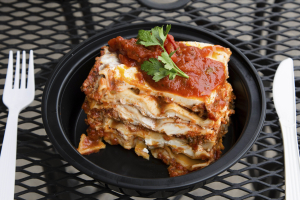 Homemade Meat Lasagna - delivery menu