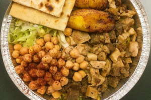 Mixed Platter - delivery menu