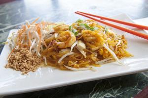 45. Pad Thai - delivery menu
