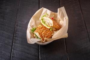 Fresh Roasted Turkey Sandwich - delivery menu