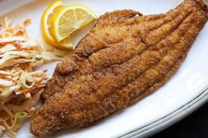1 Fried Catfish Fillet - delivery menu