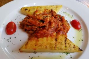 Polenta alla Griglia - delivery menu