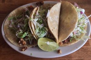 Chicken Tacos - delivery menu