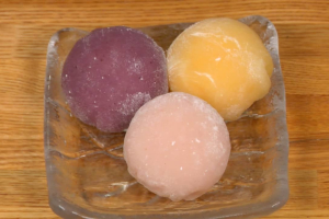 Mochi Ice Cream - delivery menu