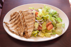 Grilled Chicken Dish - delivery menu