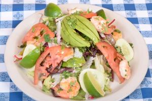 Avocado Salad with Shrimp - delivery menu