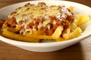 Chili Cheese Fries - delivery menu