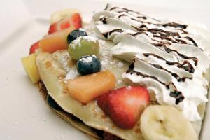 Fruit Crepe - delivery menu