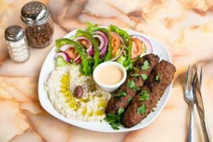 Lamb Adana - delivery menu