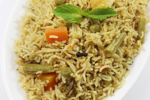 Vegetable Biryani - delivery menu