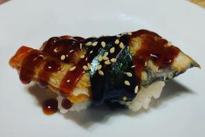 Eel (Unagi) - delivery menu
