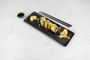 C9. Crazy Maki - delivery menu