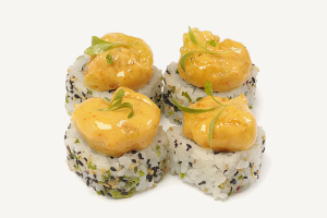 Spicy Rock Shrimp Maki - delivery menu