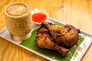 Hat Yai Fried Chicken - delivery menu