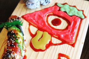 Dragon Maki Roll - delivery menu