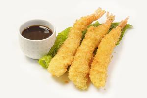 Shrimp Katsu - delivery menu