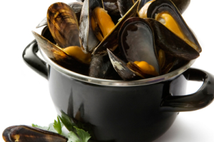 Prince Edward Island Mussels - delivery menu