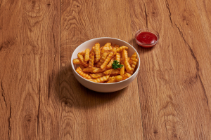 A2. Crispy French Fries - delivery menu