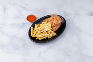 Chicken Tenders and Fries - delivery menu