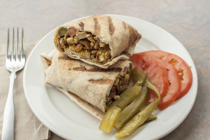 Chicken Shawerma Sandwich - delivery menu