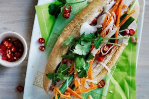 BM1. Banh Mi Thit Nguoi - delivery menu
