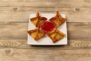 4 Crab Ragoon - delivery menu