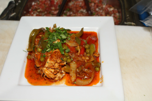 Chicken Mexican Style Specialty - delivery menu