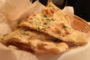 Garlic Naan - delivery menu
