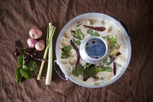 Tom Kha Kai Soup - delivery menu