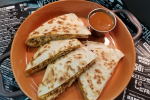 Regular Chicken Quesadilla - delivery menu