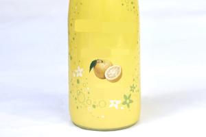 Yuzu hana awaka sparkling sake (must be 21 to purchase) 250 ml. - delivery menu
