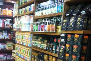 Yogi 100% Natural Organic Tea - delivery menu