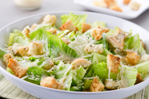 Classic Caesar Salad - delivery menu