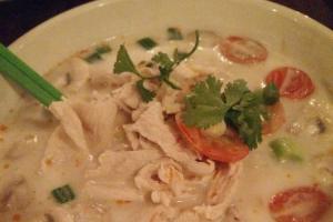 Coconut Noodle Soup - delivery menu