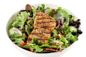 Sesame Ginger Salad - delivery menu
