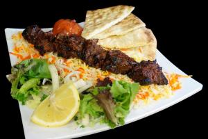 Tenderloin Beef Shish Kabob - delivery menu