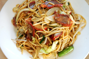 Chow Mein - delivery menu