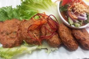 3. Tod Mun Pla - delivery menu
