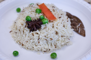 Rice Pulao - delivery menu