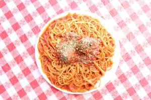 Spaghetti Marinara pasta - delivery menu
