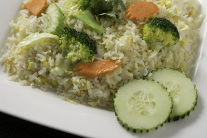 38. Vegetable Fried Rice - delivery menu