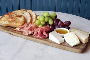A.L.C. Charcuterie Board Plate - delivery menu