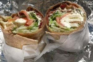Texas Wrap - delivery menu