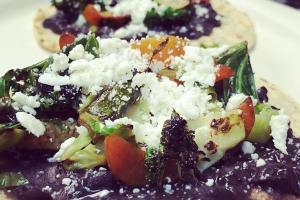 Vegetable Taco - delivery menu
