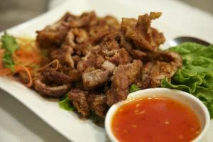46. Kao Moo Tod - delivery menu