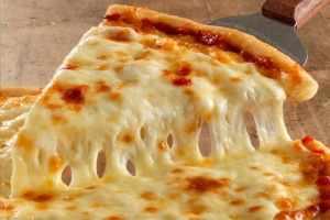 Cheese Pizza or Build Your Own - delivery menu