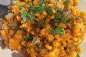 Crispy Masala Pepper Corn - delivery menu