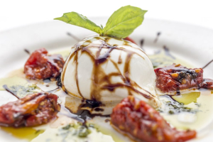 Burrata - delivery menu