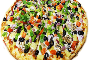 Garden Veggie Pizza - delivery menu