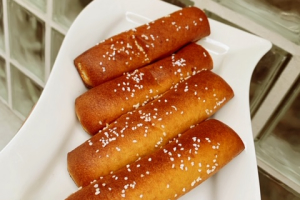 Stuffed Pretzel Sticks 4pc - delivery menu